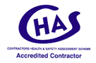 The Contractors Health and Safety Assessment Scheme logo